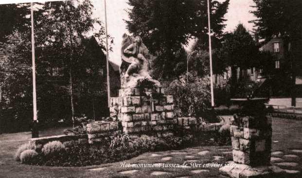 Lindenheuvel, oorlogsmonument