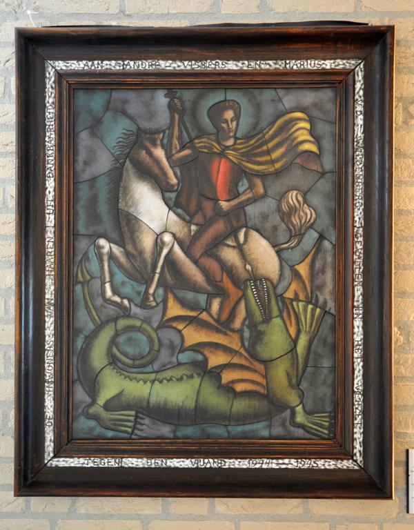 Haaren,'Sint-Joris en de draak'