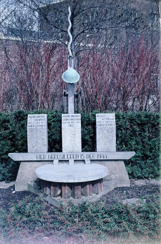Purmerend, monument aan de Jaagweg