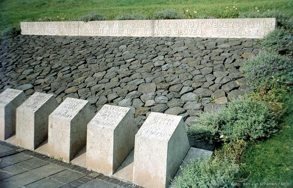 Dronryp, monument bij het Van Harinxmakanaal