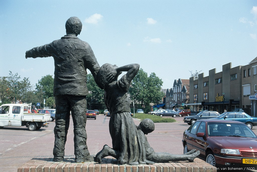 Dinteloord, 'Monument 1940-1945'