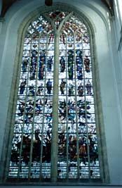Delft, 'Gedenkraam der Bevrijding' (foto: B. van Bohemen / NIOD)
