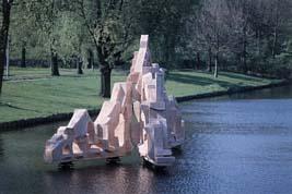 Amsterdam, 'Vredesteken Osdorp'