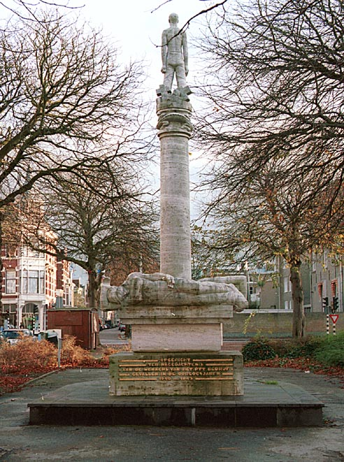 Den Haag, 'Centraal Monument voor Gevallen PTT'ers'