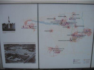 Den Haag, V2-informatiebord
