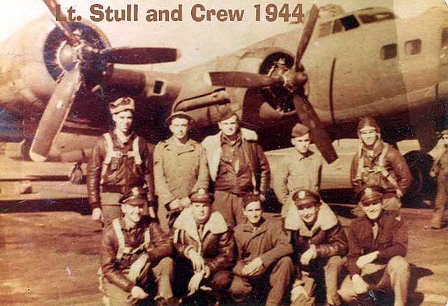 Bemanning Boeing B-17-G Flying Fortress