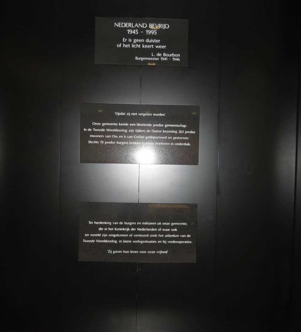 Oss, bevrijdingsmonument