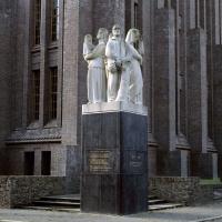 Utrecht, 'Monument voor Gevallen Spoorwegpersoneel'
