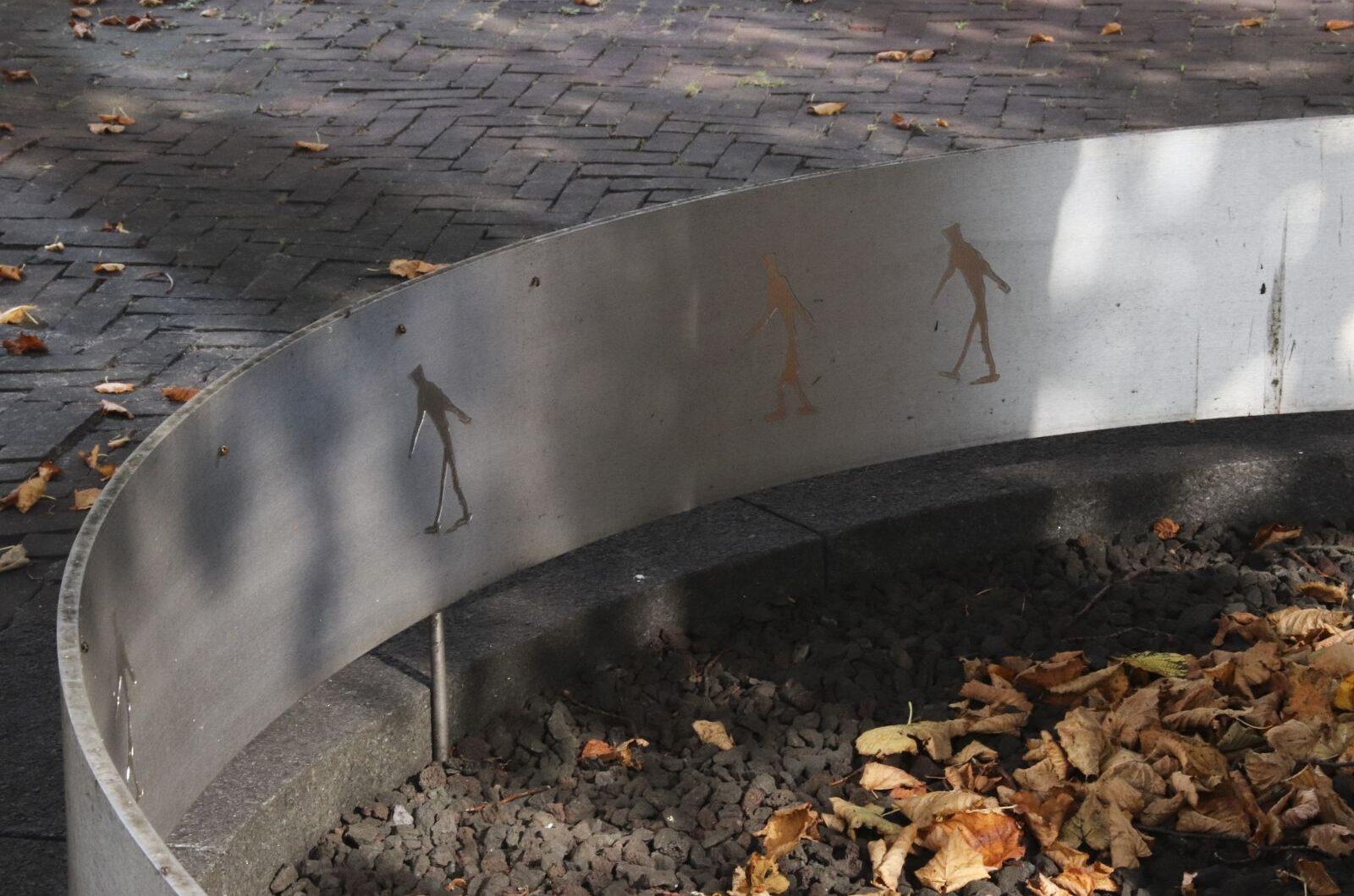 Den Haag, 'Dwangarbeiders'