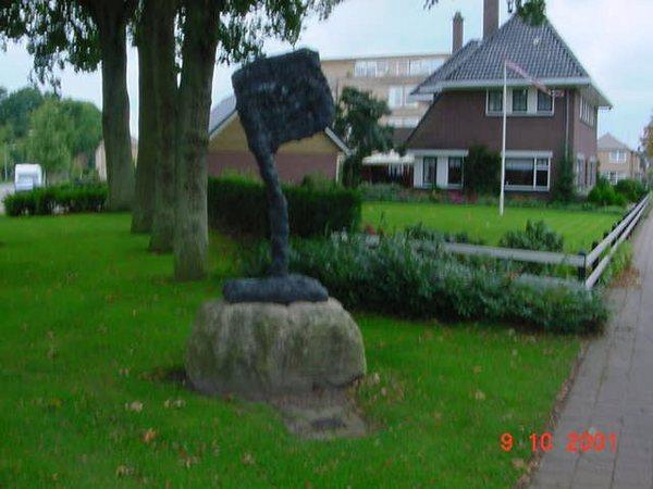 Westerbork, 'De Vlag'