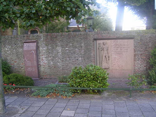 Rijnsburg, oorlogsmonument