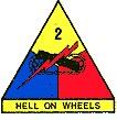 Logo 'Hell on Wheels'