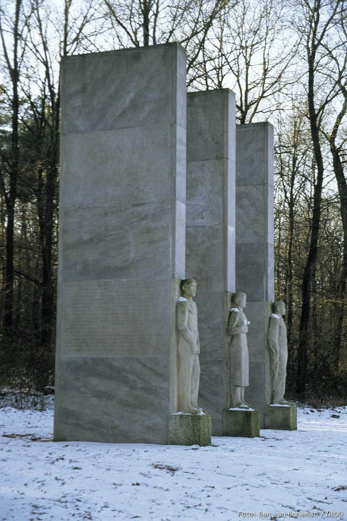 Markelo, 'Provinciaal Verzetsmonument Overijssel' (foto: B. van Bohemen/NIOD)