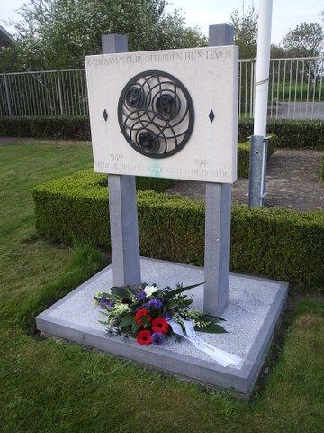 Lopikerkapel, 'Monument voor Radiozendamateurs'