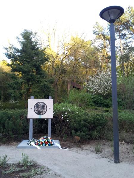 Hilversum, 'Monument voor Radiozendamateurs'