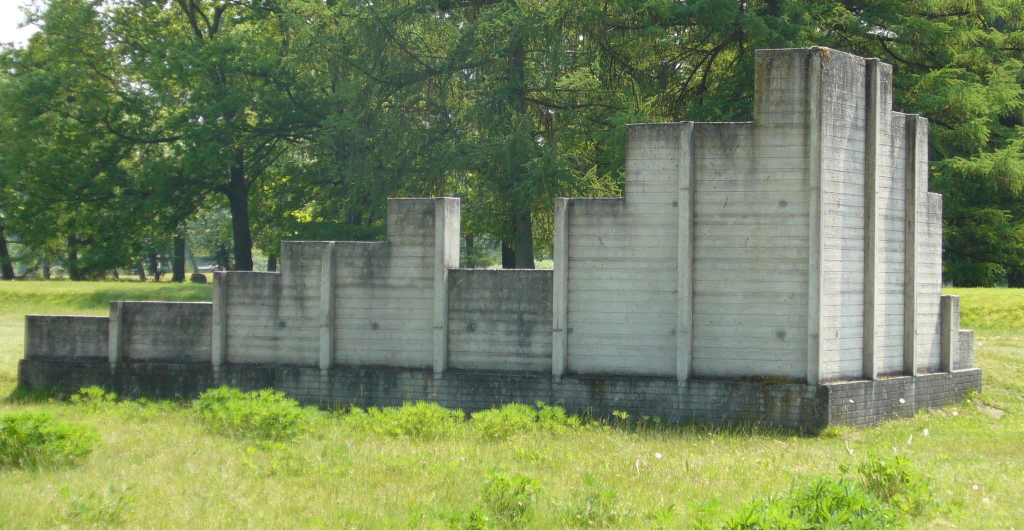 Hooghalen, voormalig Kamp Westerbork