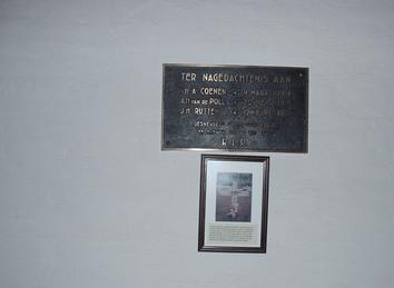 De Horst, 'Monument voor Nederlandse Militairen'