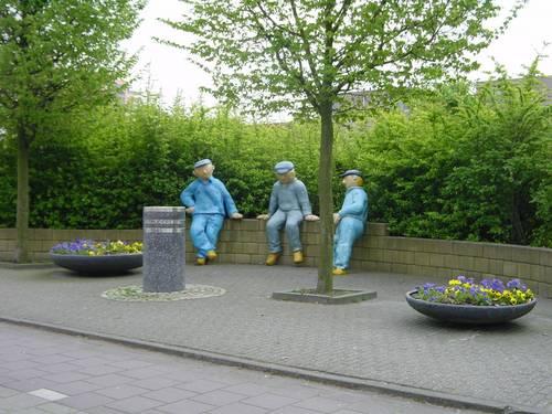 Amsterdam, verzetsmonument