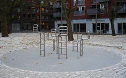 Den Haag, 'Joods Kindermonument'