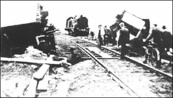 Mill, Spoorwegmonument
