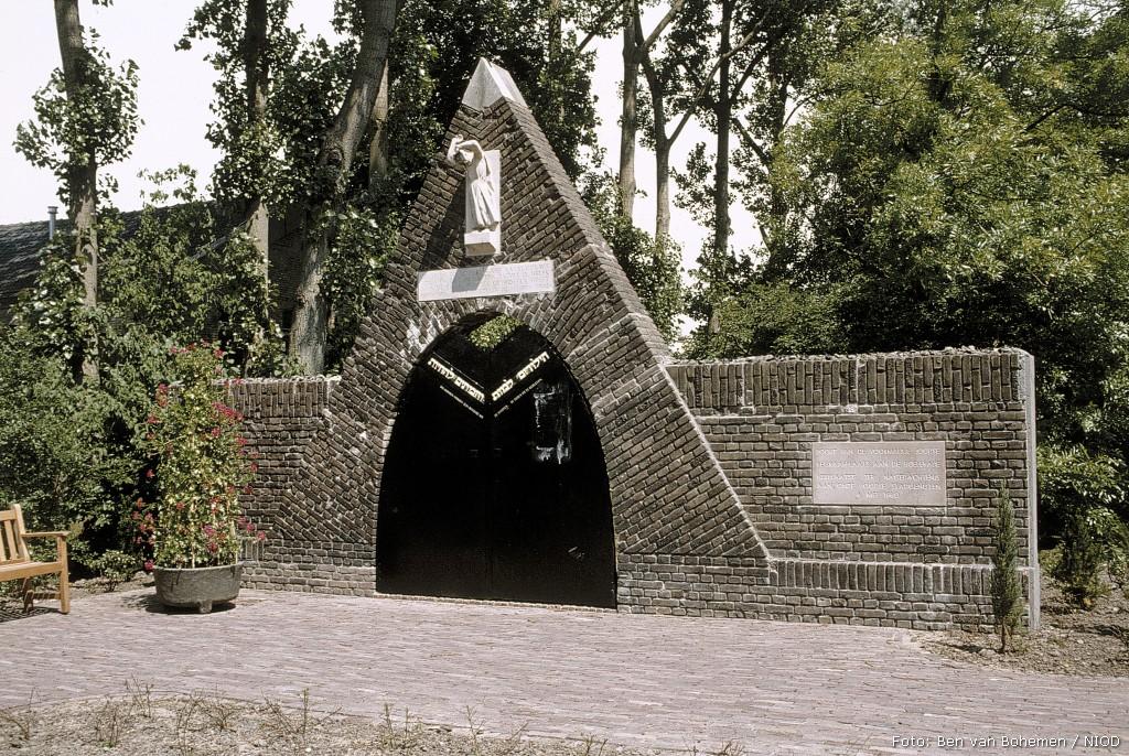 Gouda, 'Het Joodse Poortje'