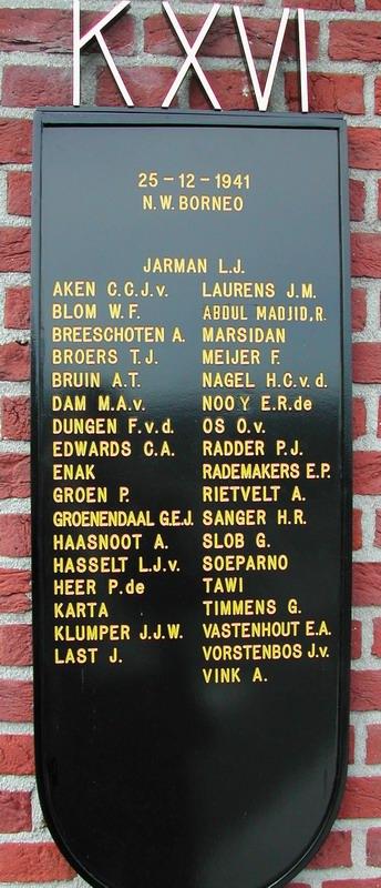 Den Helder, 'Monument voor de Gevallenen van de Onderzeedienst'