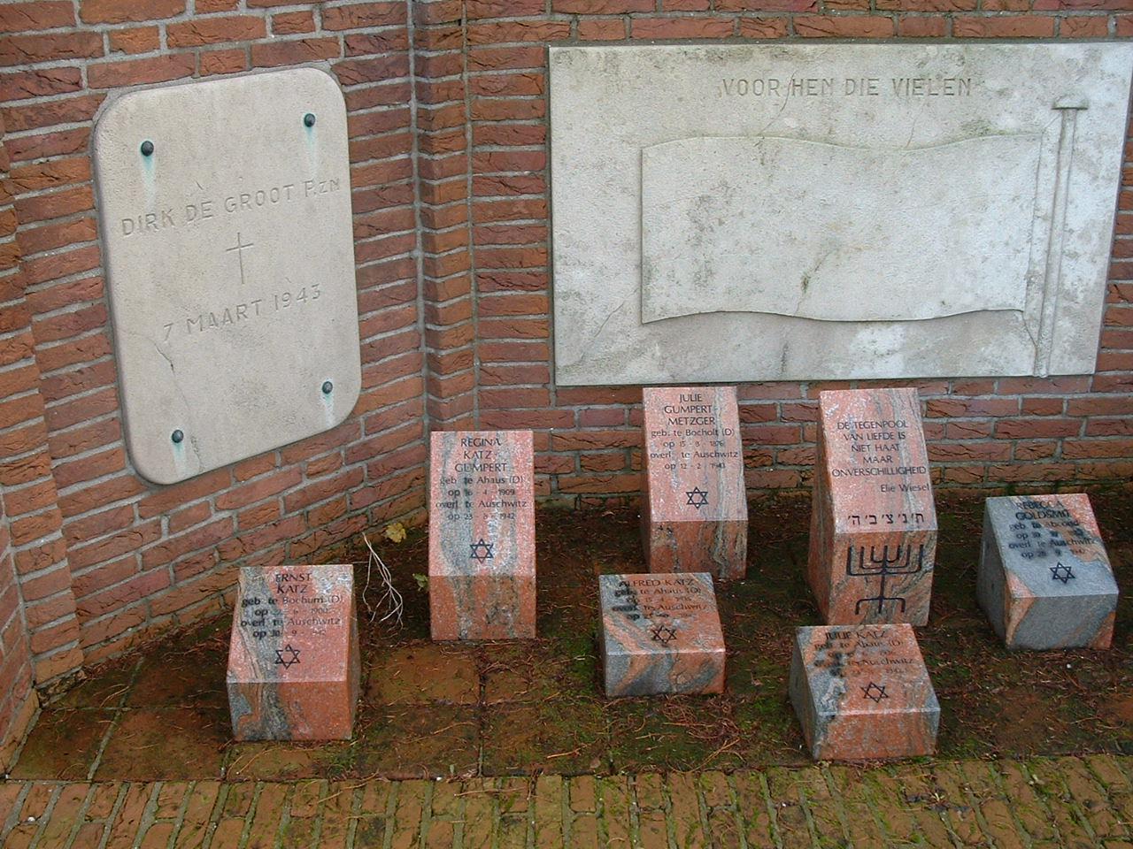Baambrugge, oorlogsmonument