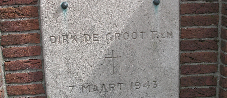 Baambrugge, oorlogsmonument (foto: Nationaal Comité 4 en 5 mei)