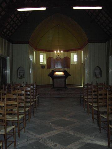 Loenen, Ereveld Loenen - kapel (foto: Pieter Marijnus)