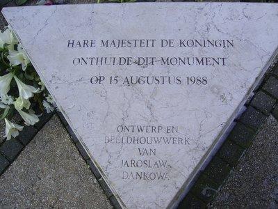 Den Haag, 'Indisch monument'