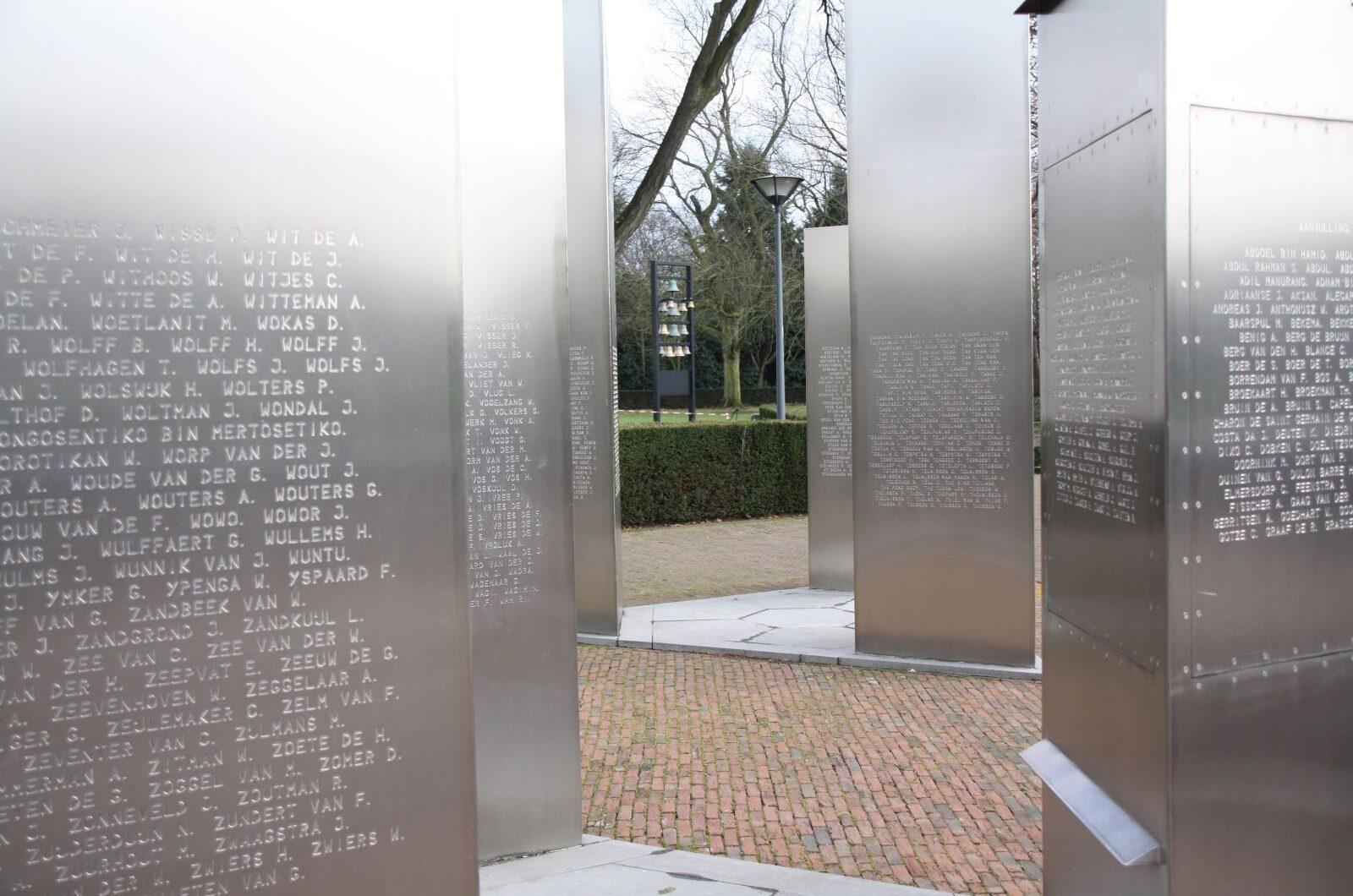 Roermond, Nationaal Indië Monument 1945-1962
