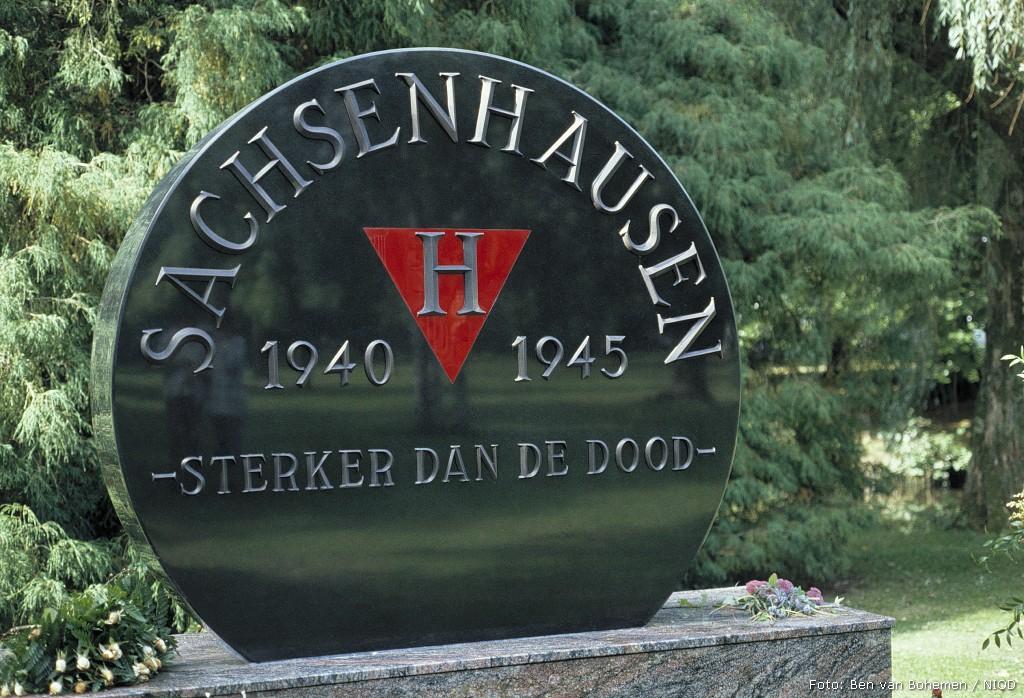Vught, Sachsenhausen-monument