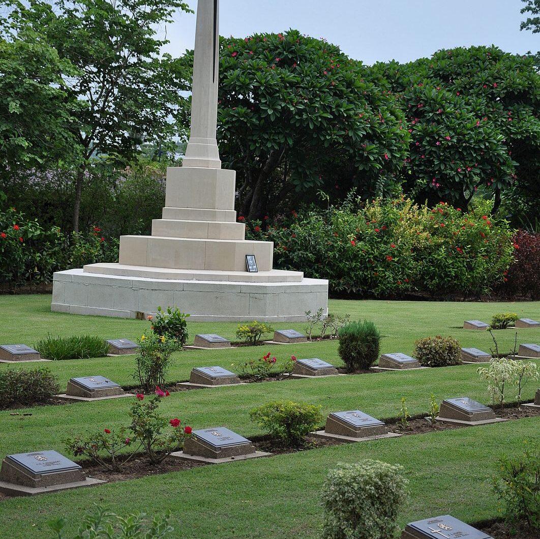 Chungkai, Chungkai War Cemetery