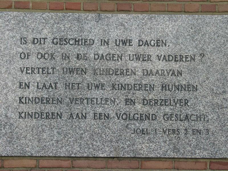 Ede, Mausoleum op de Paasberg (foto: Gemeente Ede)