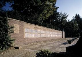 Ede, Mausoleum op de Paasberg (foto: RACM)