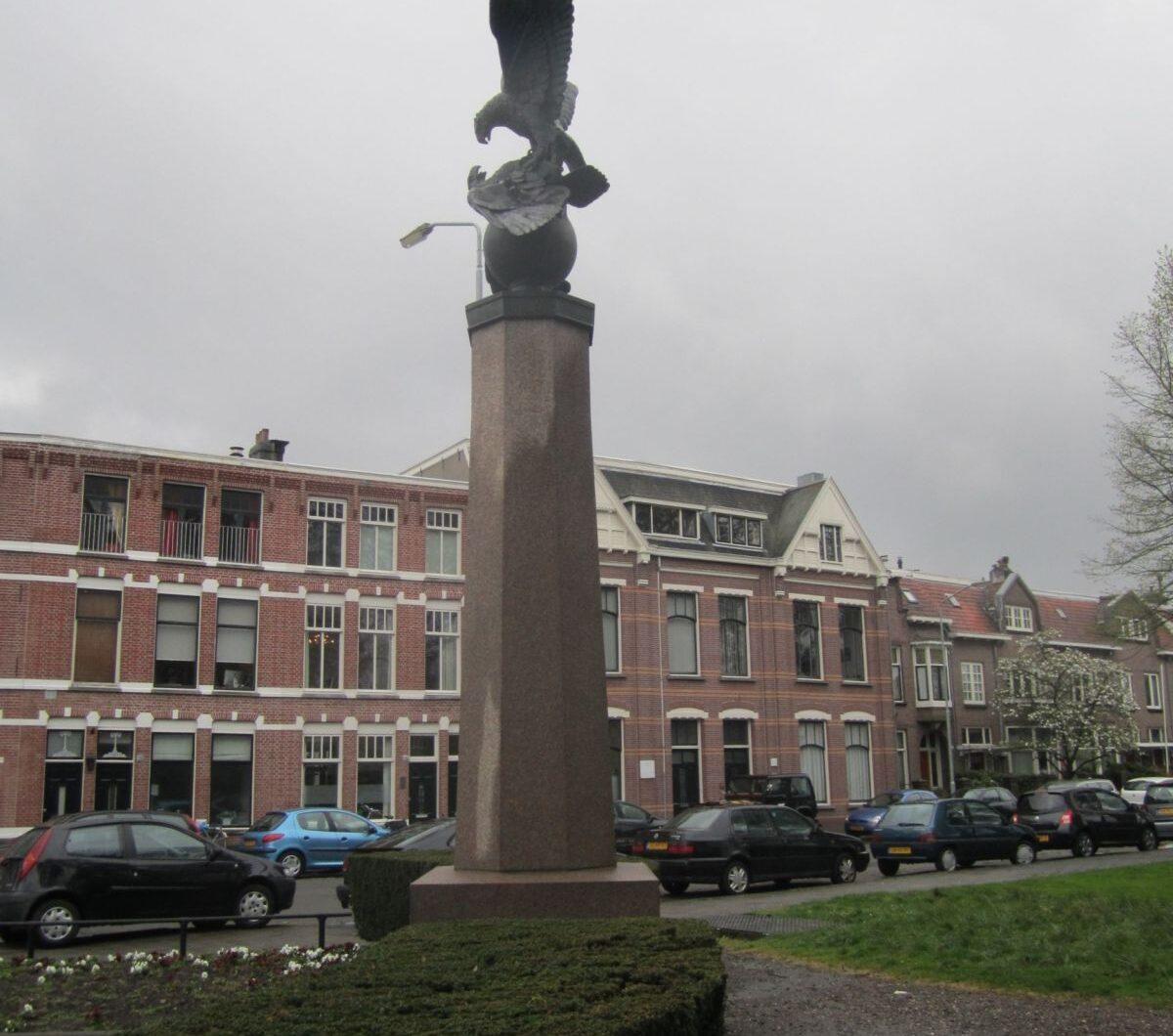 Breda, 'Pools monument'