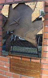 Tilburg, plaquette in de Noordstraat