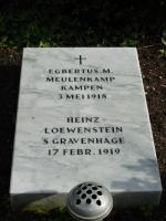 Utrecht, 'Monument voor de Oranje Vrijbuiters'