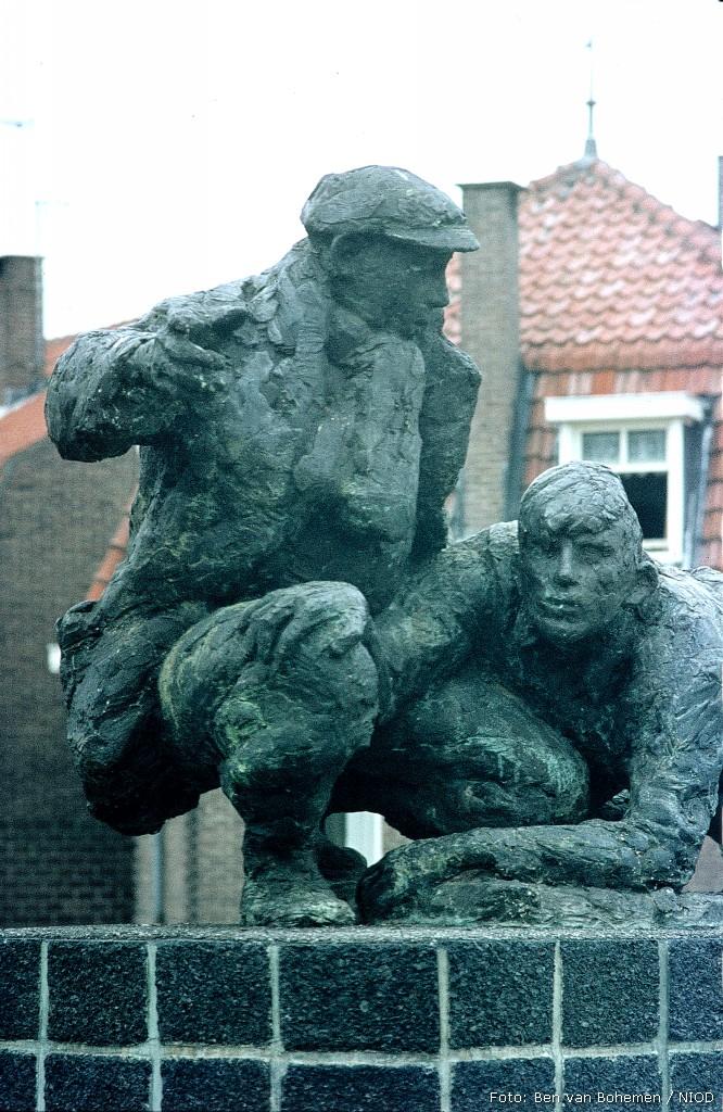 Sliedrecht, 'Crossline-monument'