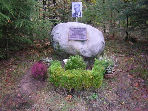 Espelo, monument aan de Haarlerweg