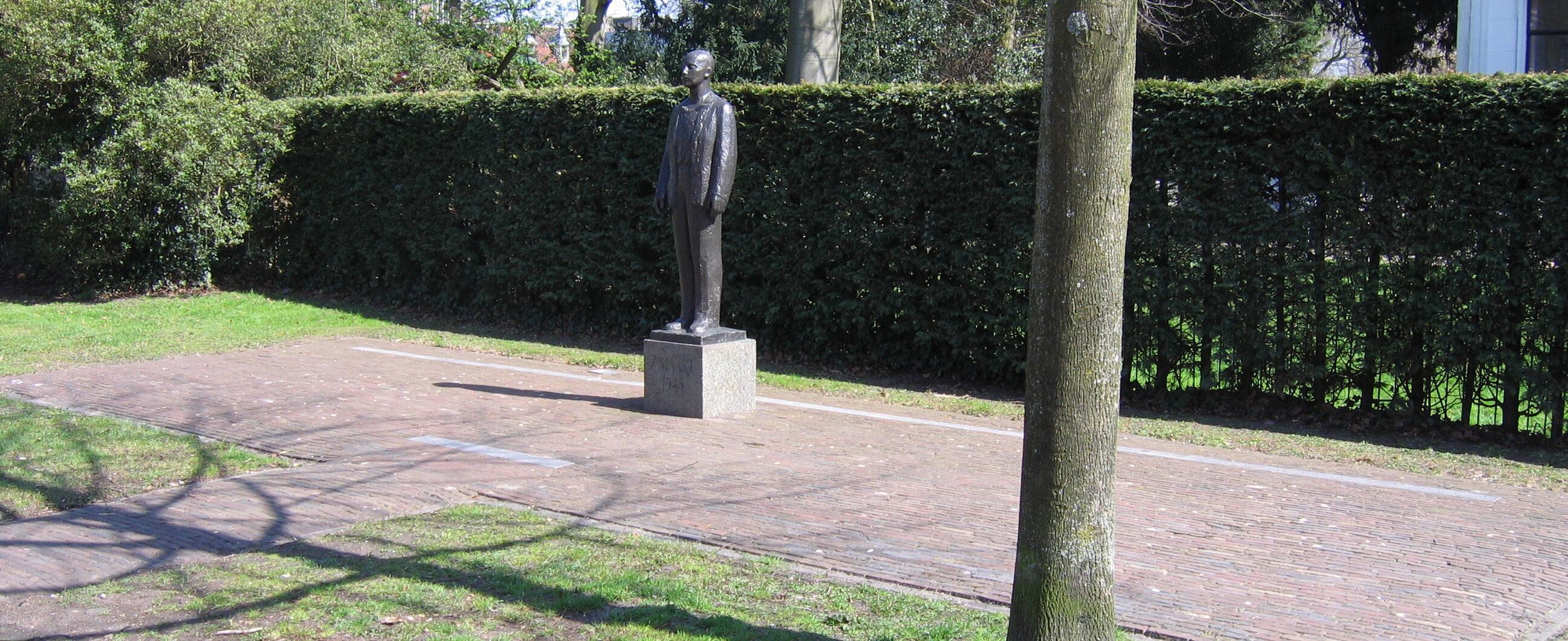 Haarlem, 'Man voor het Vuurpeloton'