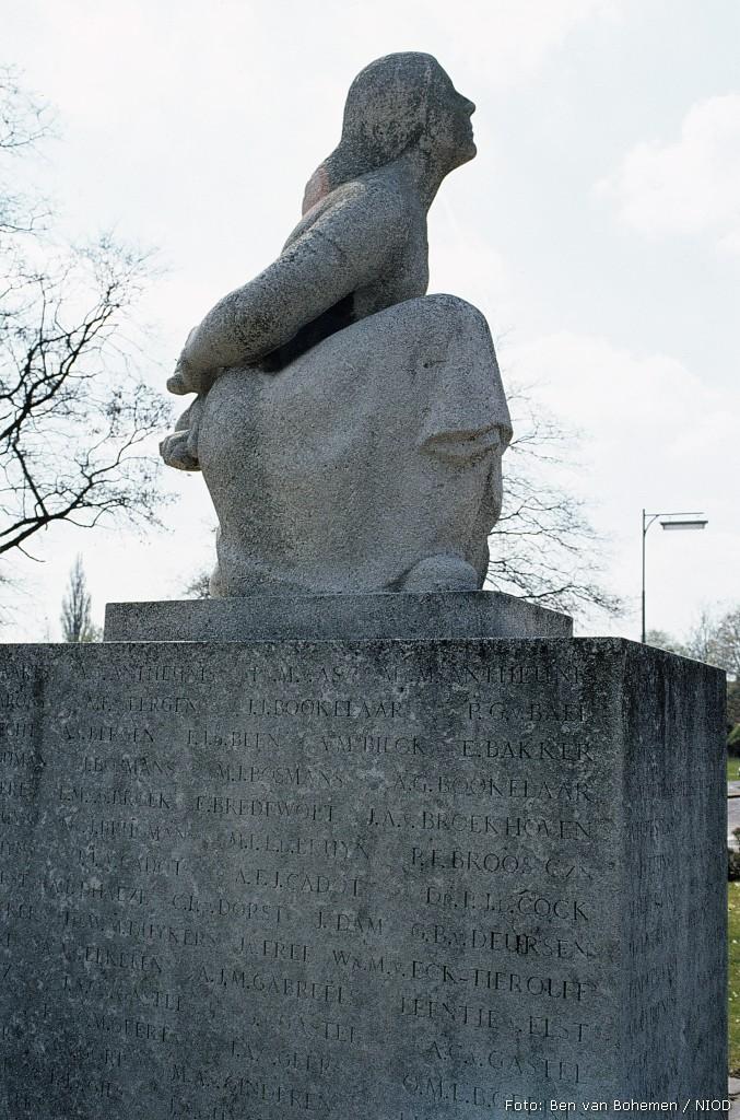 Roosendaal, bevrijdingsmonument