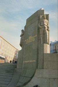 Scheveningen, Nationaal Monument voor de Koninklijke Marine