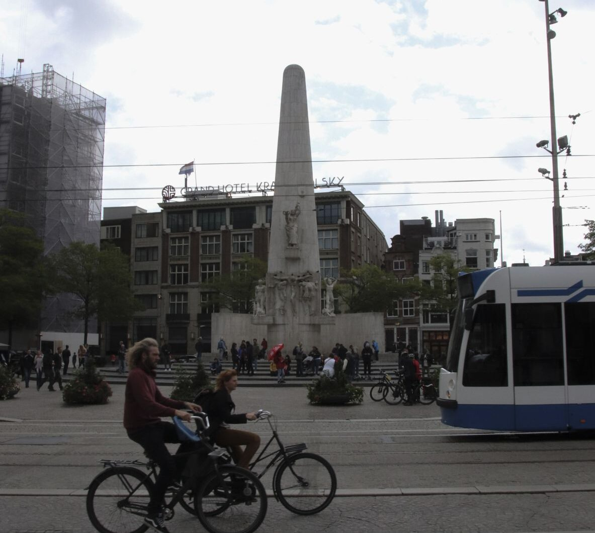 Amsterdam, Nationaal Monument op de Dam