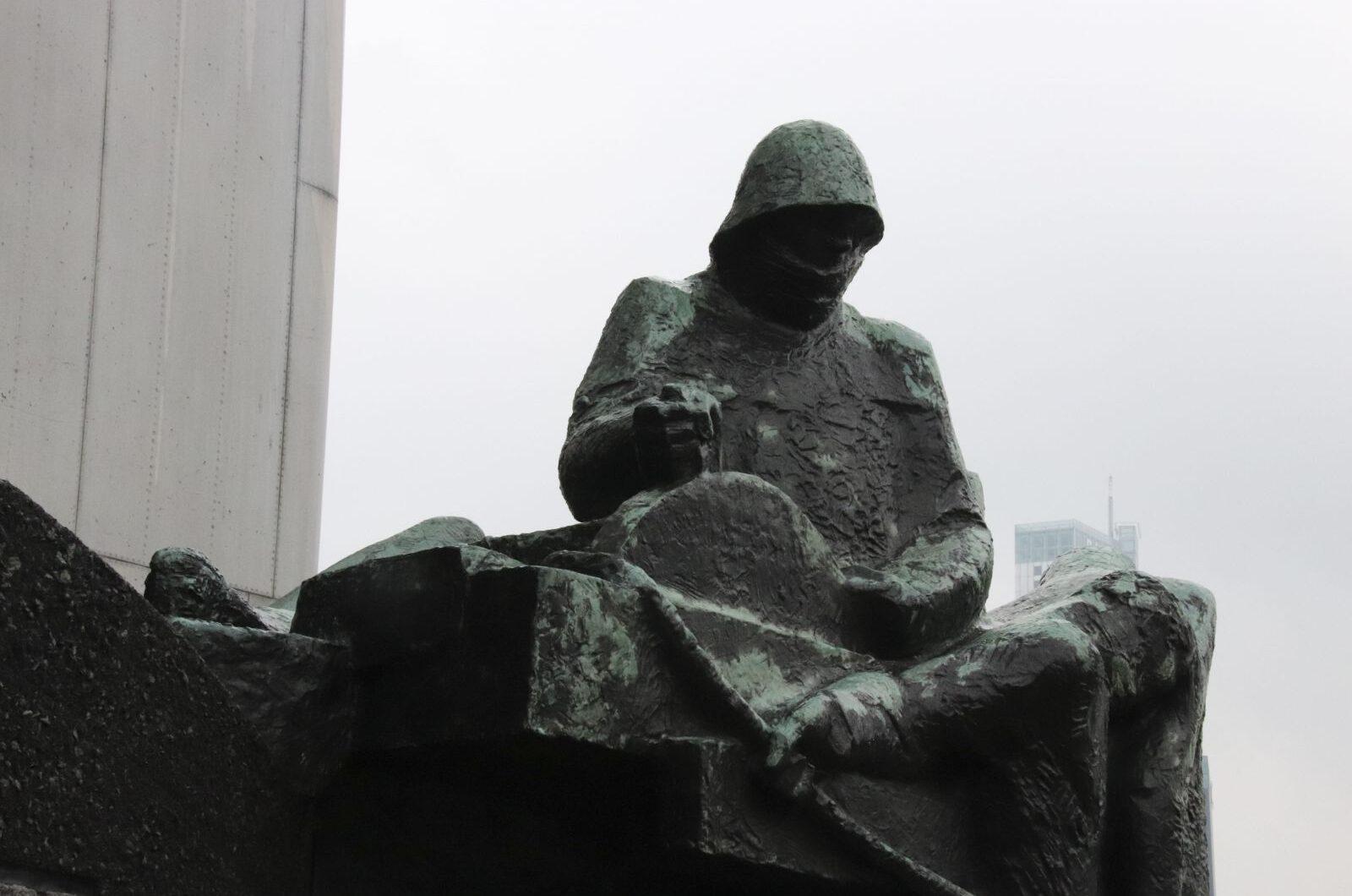 Rotterdam, Nationaal Koopvaardijmonument