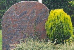 Ermelo, monument op 's Heeren Loo-Lozenoord