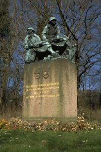 Den Haag, 'Grenadiers en Jagers'