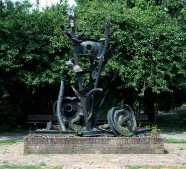 Oisterwijk, 'Monument Munitietrein'