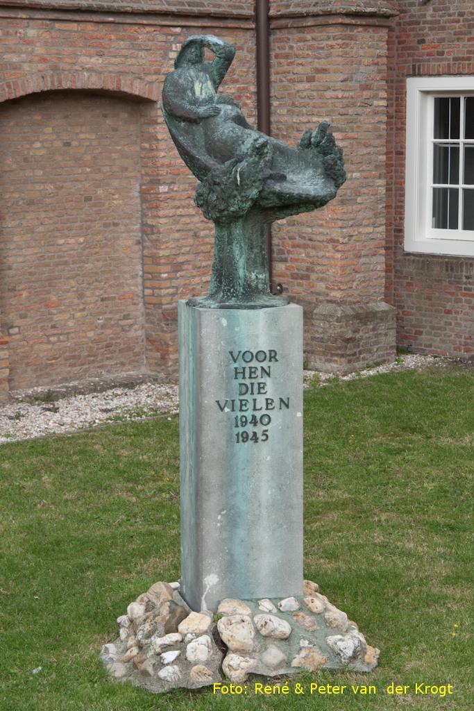 Scheveningen, 'Monument voor hen die vielen'