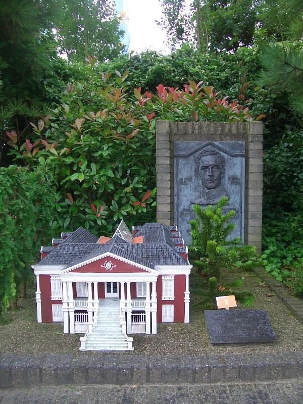 Den Haag, monument voor George Maduro (foto: Nationaal Comité 4 en 5 mei)